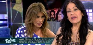 Post de Gema López tumba a Maite Galdeano en el 'Deluxe' con la réplica a su ofensa