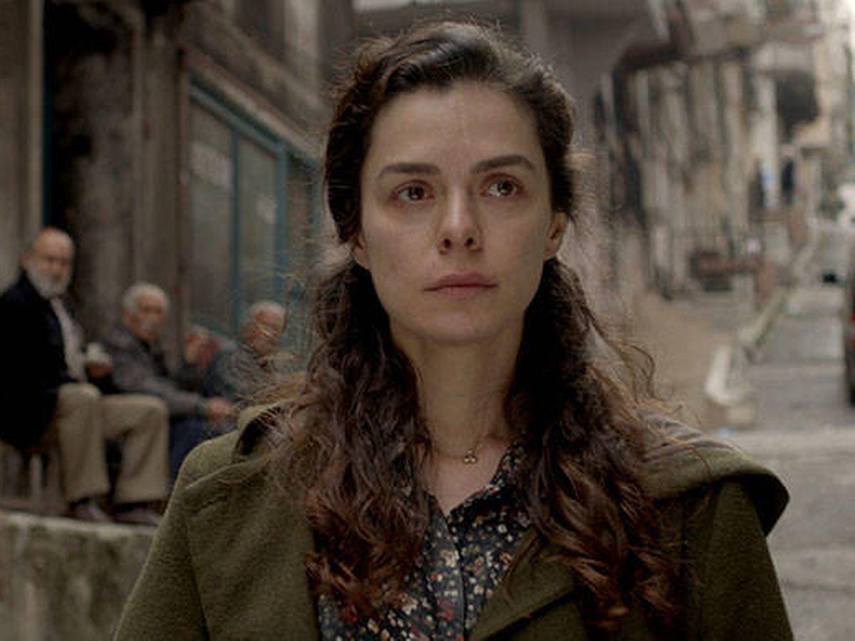 Foto: Özge Özpirinçci, protagonista de 'Mujer'. (Atresmedia)