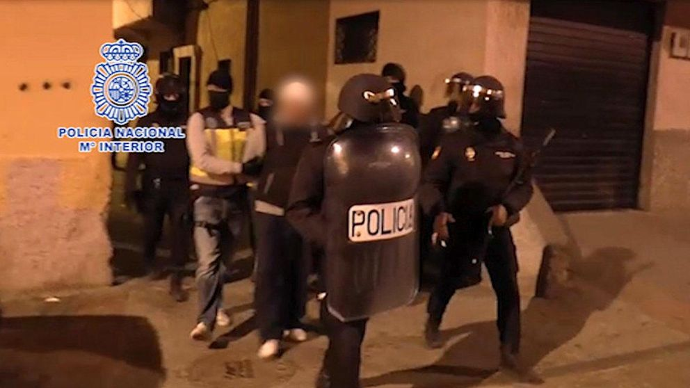 Detenidos en Ceuta dos presuntos yihadistas listos para cometer un atentado en España
