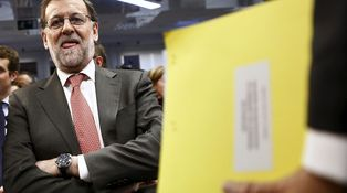 Tierra quemada, la estrategia de Rajoy