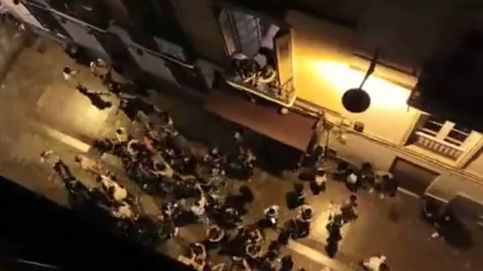 Borracheras, ruido y suciedad: la fiesta no para en 'Malaguf'