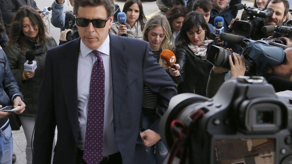 Foto: Juan Carlos Quer, el padre de Diana Quer. (EFE)