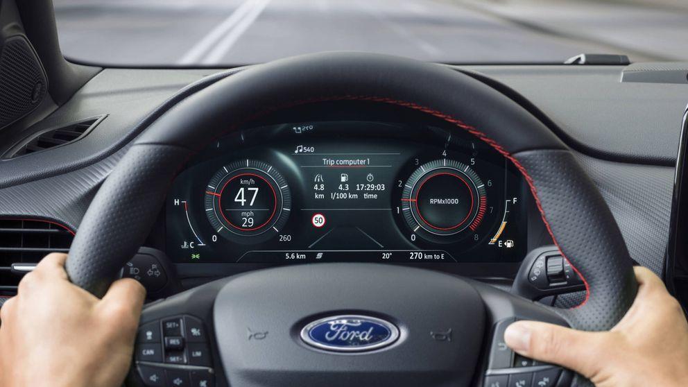 El Puma, un nuevo todocamino que marca el cambio de filosofía de Ford