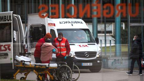 La verdadera saturación hospitalaria: España ronda el 72% en planta y 61% en UCI