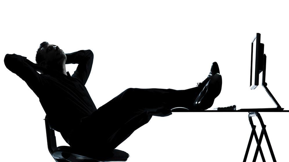 Foto: Si quieres ser más productivo, deberías empezar a plantearte no hacer nada durante quince minutos. (iStock)