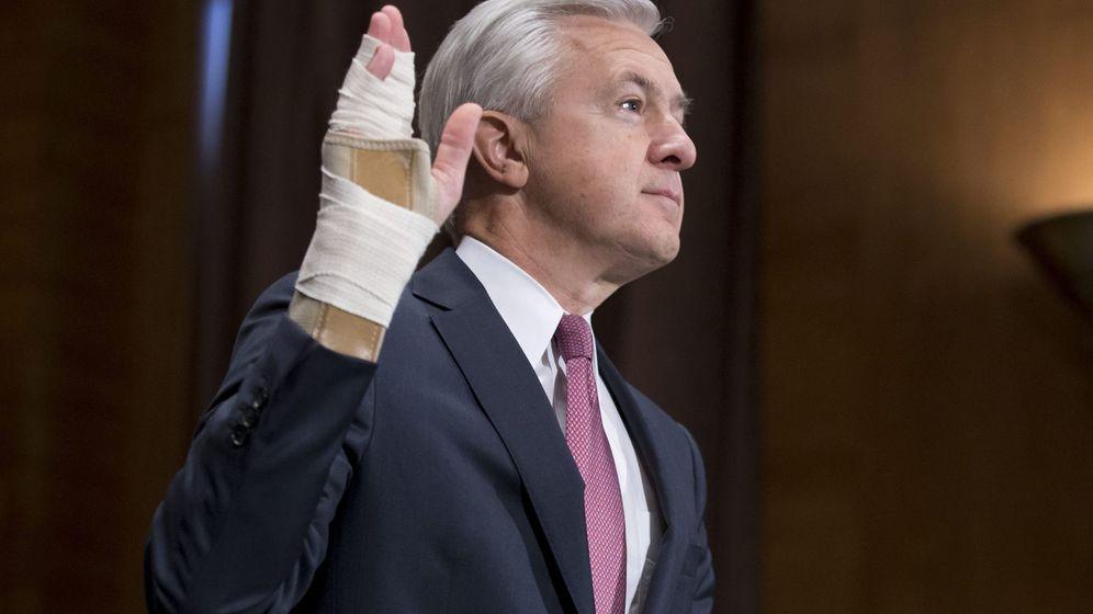 Foto: John Stumpf, ex CEO de Wells Fargo. (EFE)