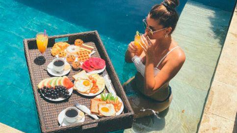 Desayunos flotantes: la lujosa moda veraniega que arrasa en Instagram