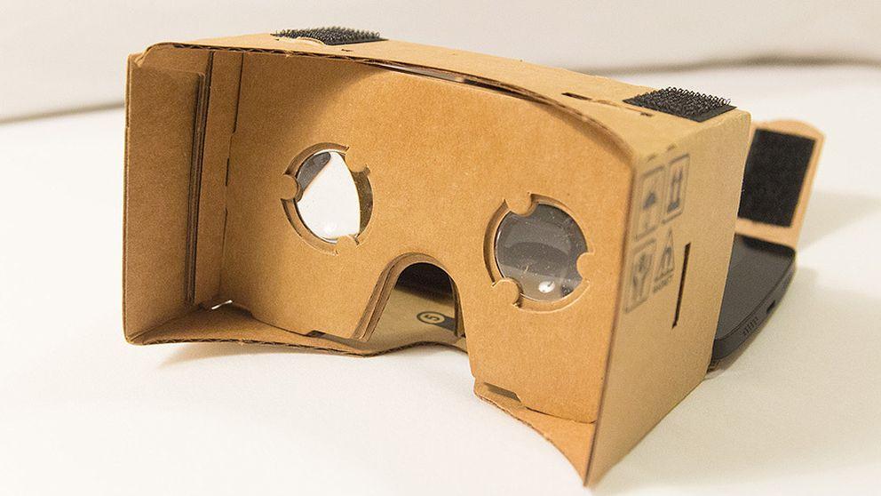 Google humilla a Facebook con sus gafas de realidad virtual caseras