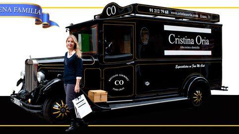 Cristina Oria, de criarse en Musgo a servir 'alta cocina a domicilio'