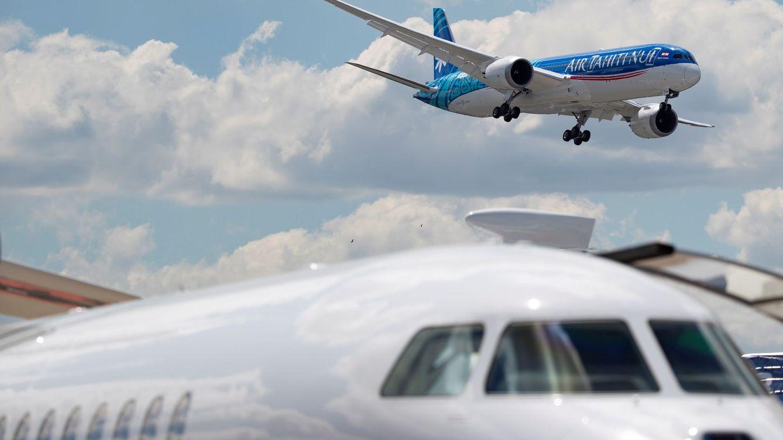 El secreto que las aerolíneas no cuentan sobre el aire de los aviones