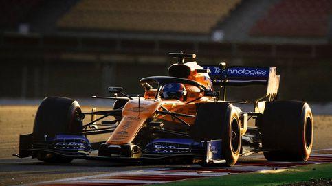 Algo ha cambiado para Sainz y McLaren, pero mejor no mirar al crono para saberlo