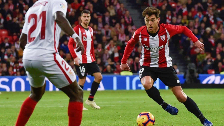 Sevilla - Athletic: horario y dónde ver en TV y 'online' los octavos de la Copa del Rey