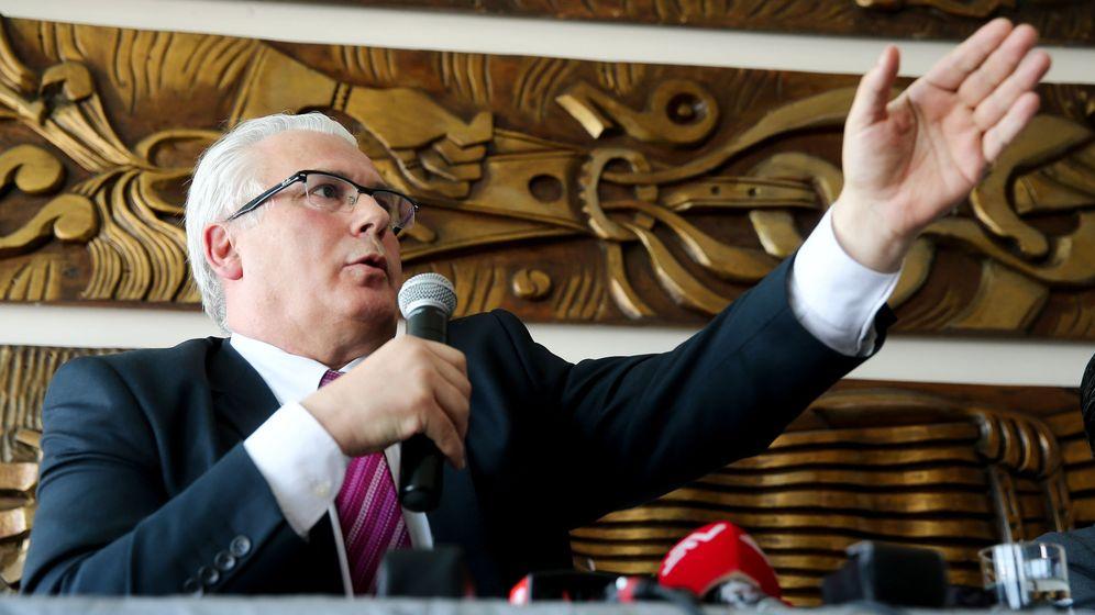 Foto: El exjuez español Baltasar Garzón. (EFE)