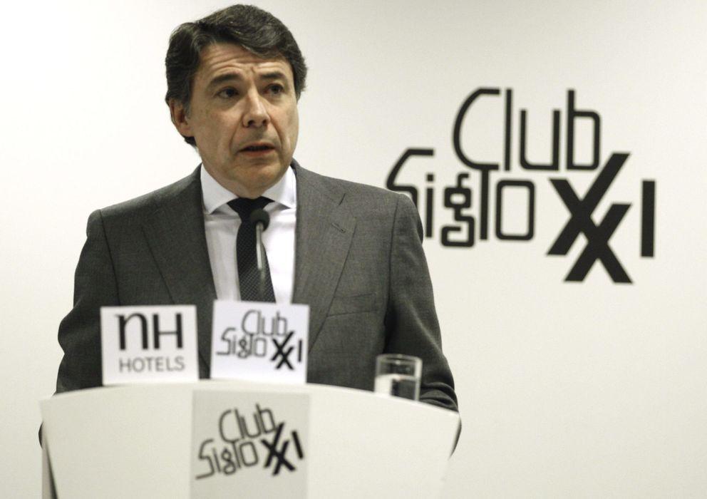 Foto: El presidente de la Comunidad de Madrid, Ignacio González. (EFE)