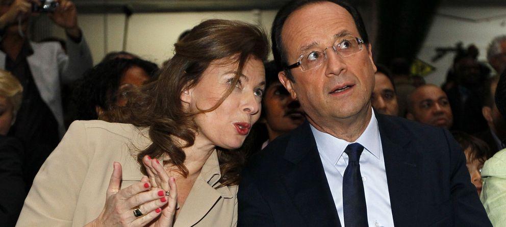 El libro 'bomba' de Trierweiler: Hollande llama 'sin dientes' a los pobres