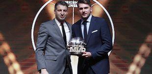 Post de Luka Doncic, un 'MVP' histórico de la Euroliga y un adiós cantado