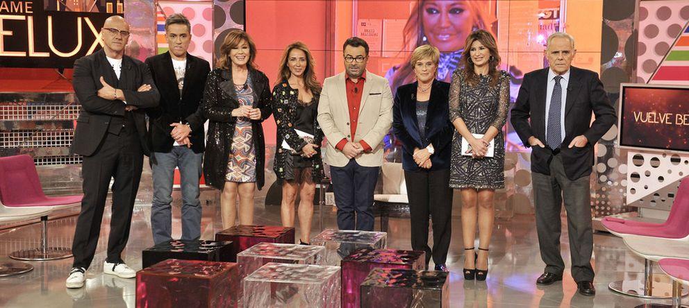 Foto: Algunos de los colaboradores de 'Sálvame' que participarán en la semana especial (Telecinco)