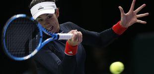 Post de Pliskova pasa por encima de Muguruza en el Masters de Singapur