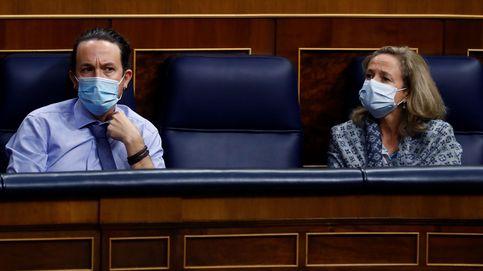 Poli bueno, poli malo: Iglesias vs. Calviño