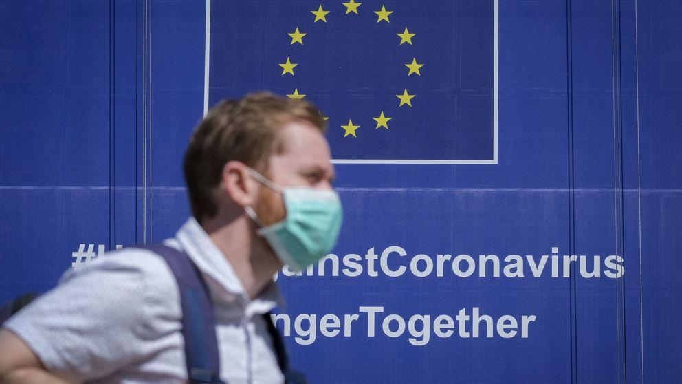 El fin del confinamiento atenúa la caída de la zona euro a mínimos de cuatro meses
