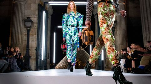 Louis Vuitton emula a Beyoncé y toma el Museo del Louvre
