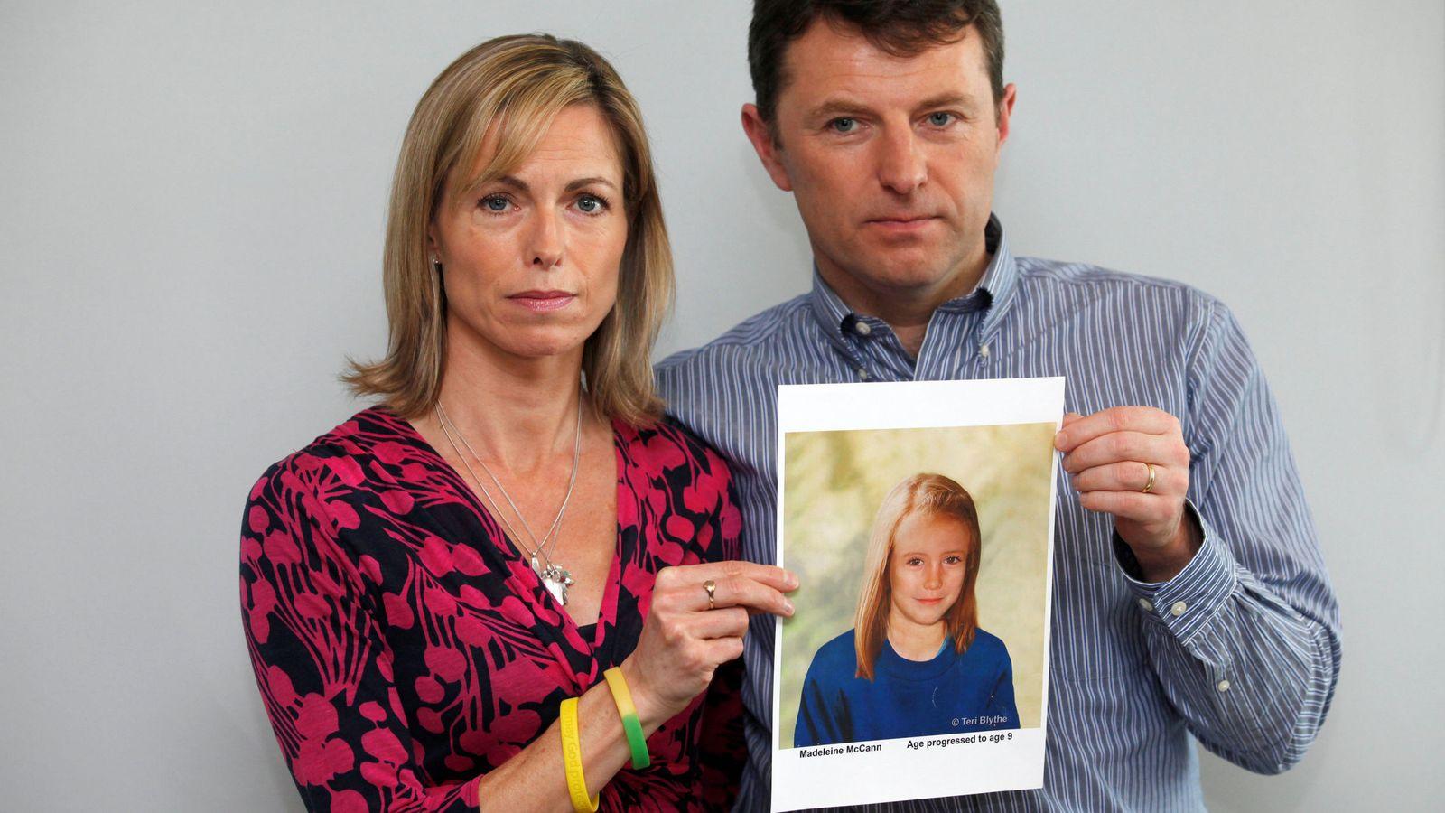 La teoría nunca revelada sobre la desaparición de Madeleine McCann