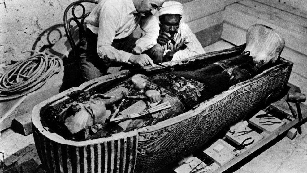 Cosas maravillosas: historias de la arqueología de Tutankhamon a la Atlántida