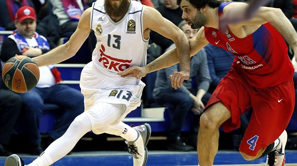 El Real Madrid encajó su primera derrota en el Top 16 de la Euroliga al  caer (95-81) ante el CSKA Moscú. De Colo y Milos Teodosic se aliaron con 51  puntos ... 87faba4a9df2b