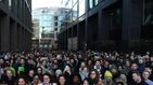 Los trabajadores de Google protestan contra la respuesta de la compañía al acoso sexual