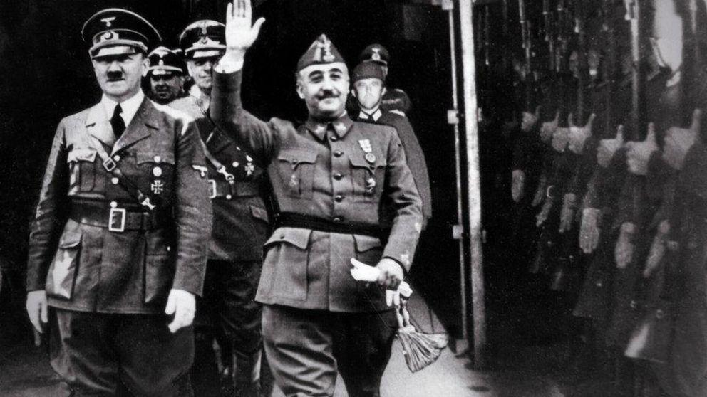 Franco, ese hombre del que solo se acuerda la extrema izquierda