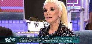 Post de Loli Álvarez, la enemiga de Yurena que se empotró contra la Cibeles, rumbo a 'SV'