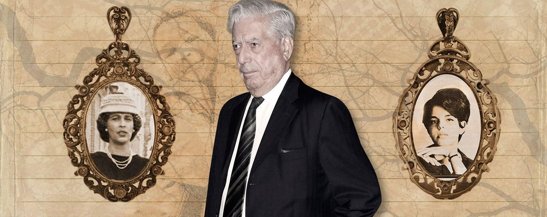 Foto: La novelesca vida amorosa de Vargas Llosa que le llevó a los brazos de Isabel Preysler