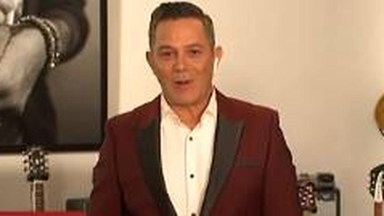 Alejandro Sanz. (TVE)