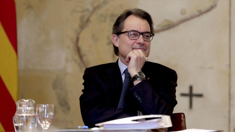 Foto: El presidente de la Generalitat, Artur Mas, prevé nombrar dos comisionados para el 27S (EFE)