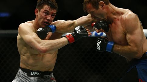Los cinco KO de UFC más brutales de los últimos meses (y uno al estilo Superman)
