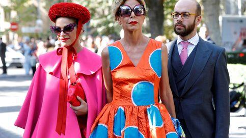 Ágatha Ruiz de la Prada y su hija: los looks más explosivos del enlace