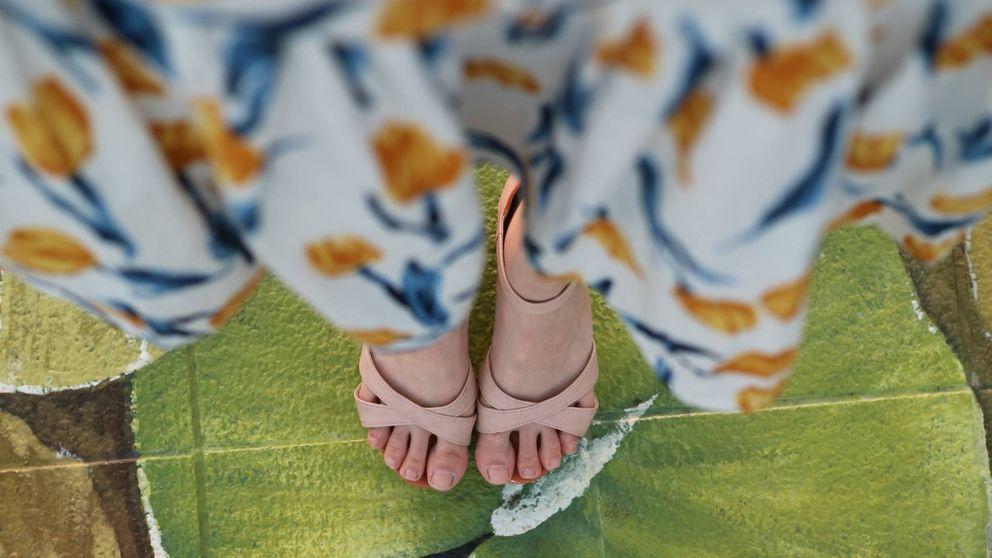 Relájate con la mascarilla de pies más vendida de Amazon