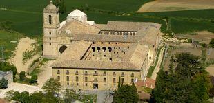 Post de Una serie de Amazon obliga a cerrar el Monasterio de Irache (Navarra)