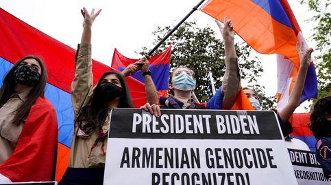 Los EEUU de Biden reconocen por primera vez el genocidio armenio, irritando a Turquía