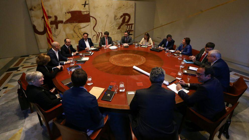 Directo    Forcadell comunica que Carles Puigdemont no irá al Senado