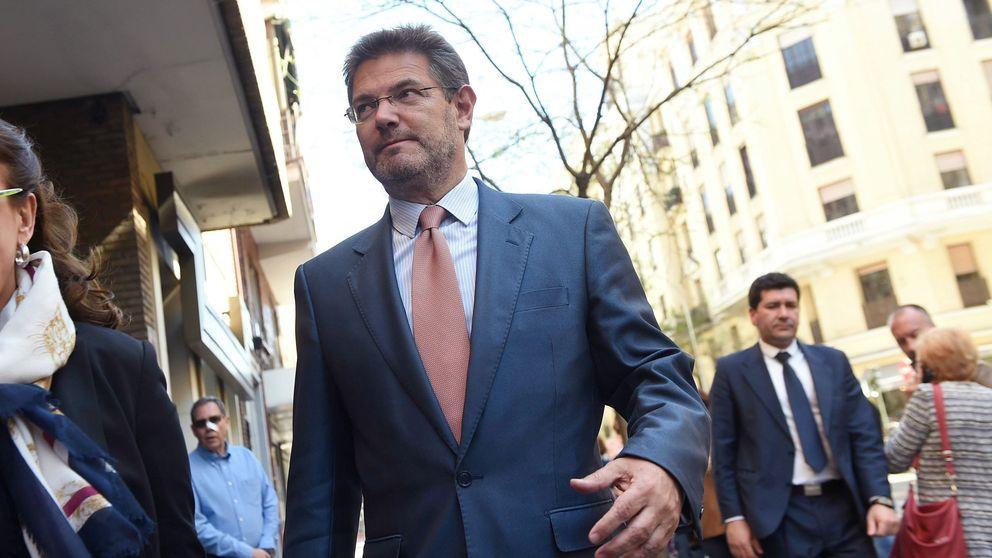 Justicia admite que Catalá envió el SMS a González: Ojalá se cierren pronto los líos