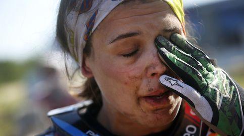 La carga psicológica que debe soportar Laia Sanz tras socorrer a un piloto