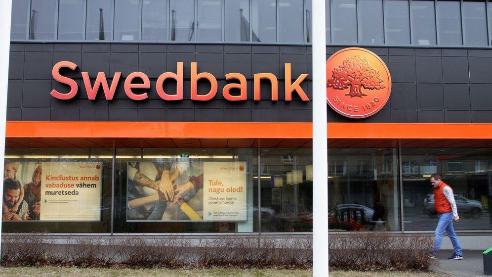 Foto: Sede de Swedbank (Efe)