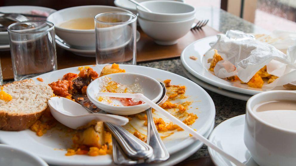 Los peores problemas de seguridad alimentaria de los bares y restaurantes