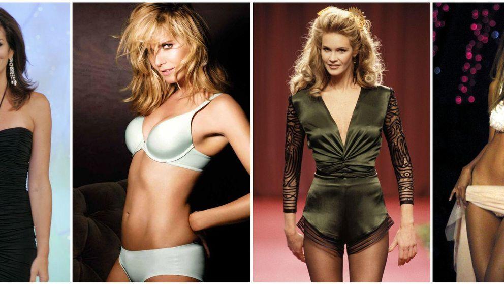 De Cindy Crawford a Heidi Klum: las supermodelos conquistan la televisión