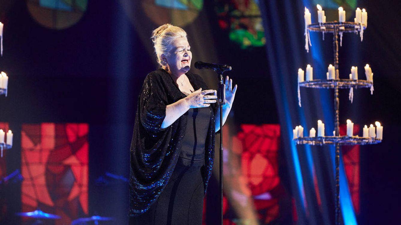 La dura historia de Naida Abanovich, ganadora de 'La Voz Senior 2'