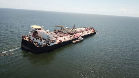 Las importaciones de crudo a España caen casi un 18% en septiembre