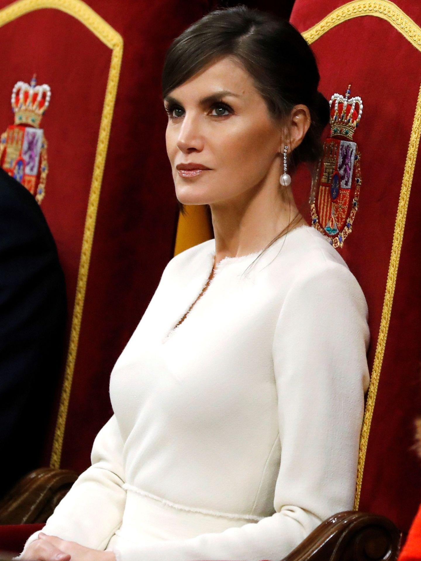 La reina Letizia. (EFE)