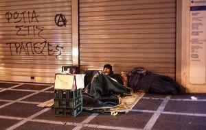 Violencia contra los sin hogar: Anoche me tiraron naranjas