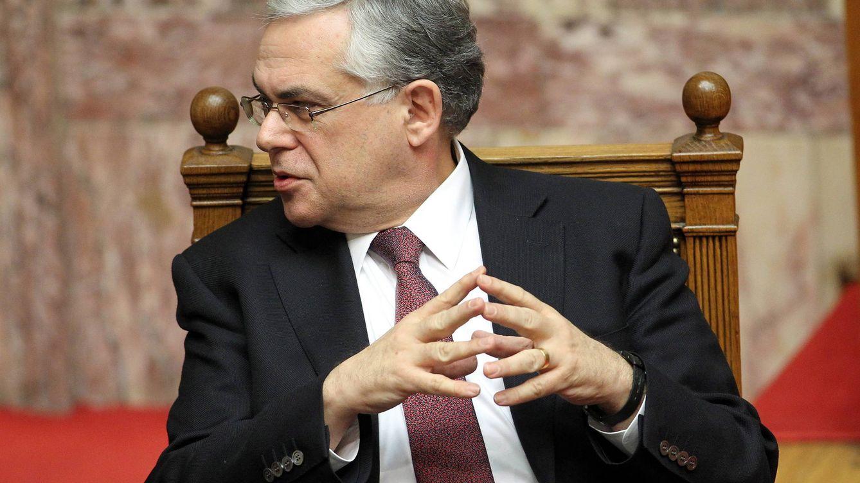Herido el ex primer ministro griego Lucas Papademos por una explosión en su coche